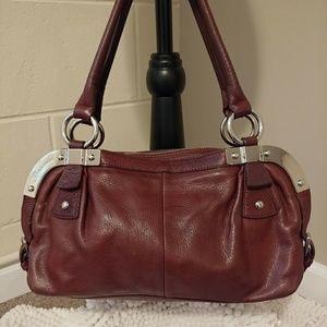B Makowsky satchel